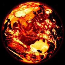 Earth's Destruction by Fire, by David W. Gray  Earth's Destr...